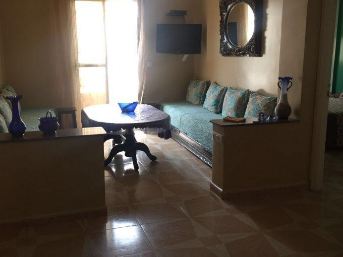 Appartement Saidia 5 min van het Strand