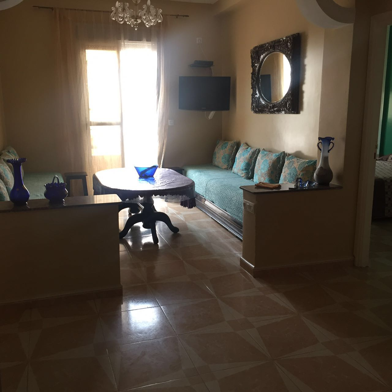 Appartement Saidia à 5 min de la plage