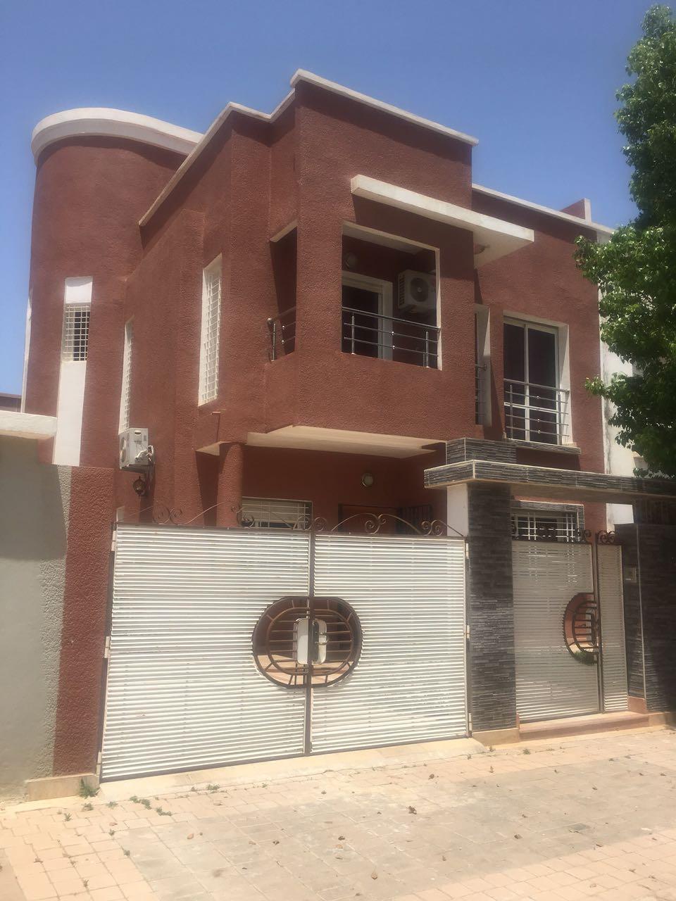 Villa in Saidia Marokko. 2 verdiepingen.